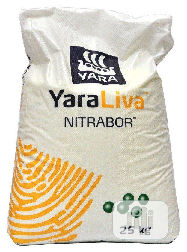 Calcium Nitrate Fertilizer (Euro Solids, Yara, Van Iperen) | Feeds, Supplements & Seeds for sale in Ikeja, Lagos State, Nigeria