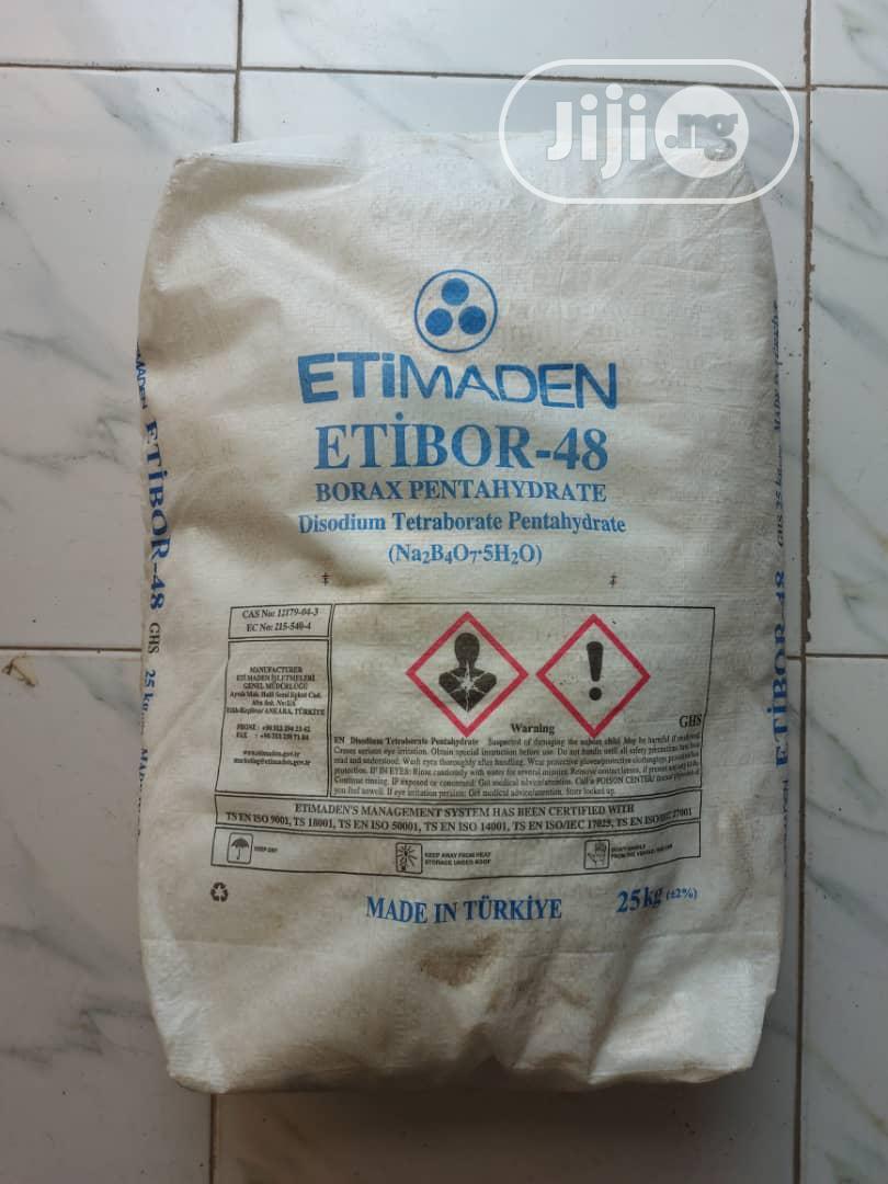 Boron Fertilizer Borax