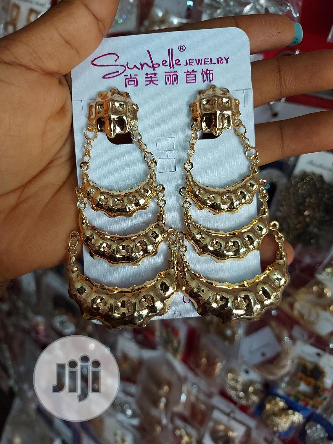 Stainless Steel Earrings | Jewelry for sale in Isolo, Lagos State, Nigeria