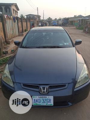 Honda Accord 2004 2.4 Type S Automatic | Cars for sale in Ogun State, Ado-Odo/Ota