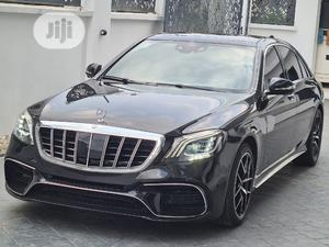 Mercedes-Benz S Class 2015 Black   Cars for sale in Lagos State, Ikeja