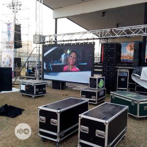 Rental LED Screen And Stage Setting   Party, Catering & Event Services for sale in Lagos State, Ikoyi
