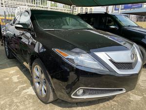 Acura ZDX 2010 Base AWD Black   Cars for sale in Lagos State, Ojodu