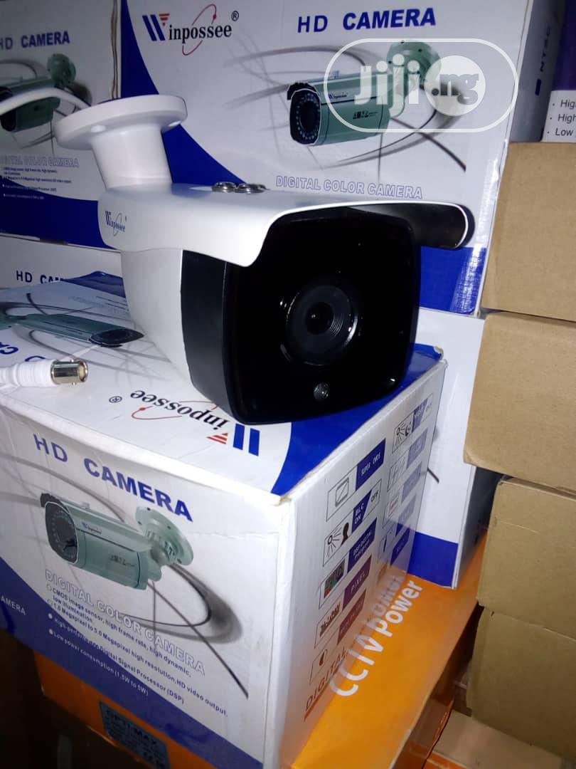 Winpossee CCTV Camera 2.0 Mp