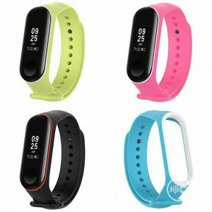 Strap For M3 Xiaomi Mi Band 3 Wristband Strap Silicone | Smart Watches & Trackers for sale in Lagos State, Ikeja