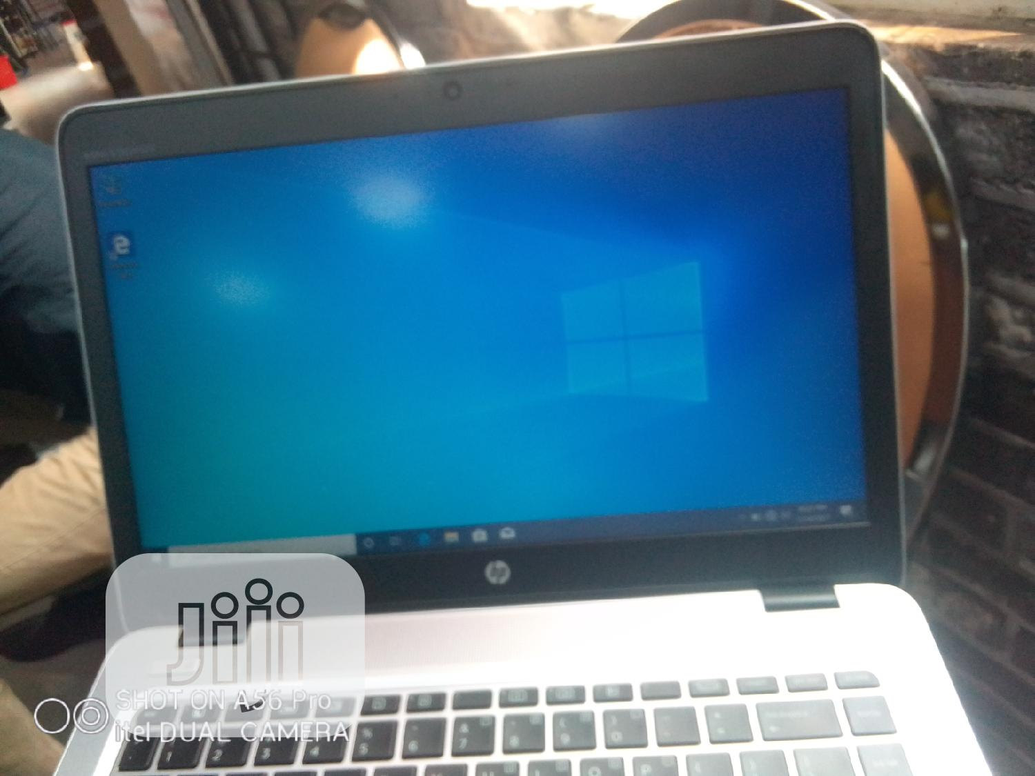 Archive: Laptop HP EliteBook 840 G3 8GB Intel Core I7 SSD 128GB