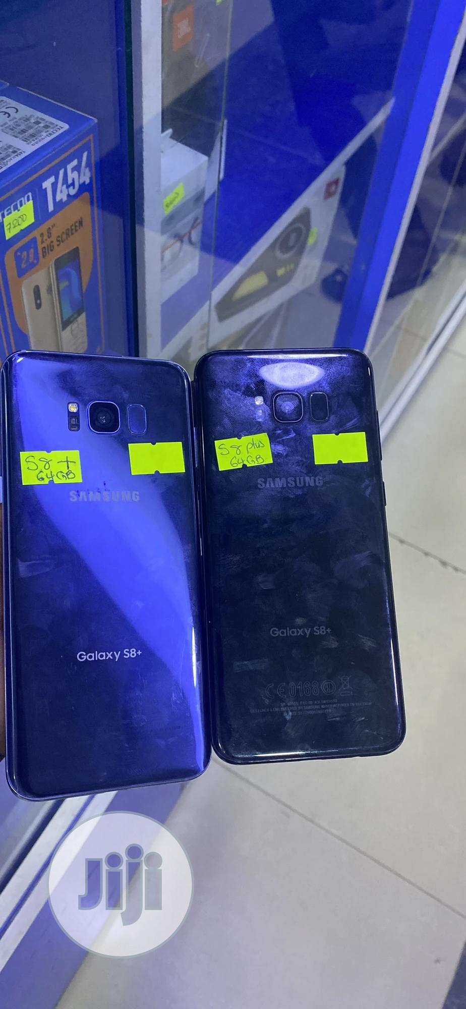 Samsung Galaxy S8 Plus 64 GB Blue | Mobile Phones for sale in Ife, Osun State, Nigeria