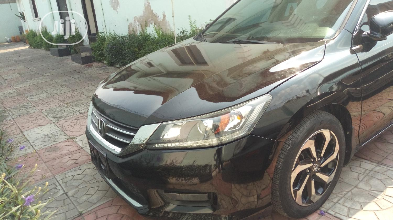 Honda Accord 2015 Black