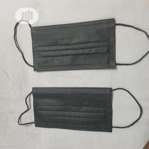 Black 3 Ply Mask | Medical Supplies & Equipment for sale in Lagos State, Magodo