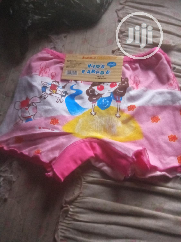 3pcs Girls Shorts | Children's Clothing for sale in Apapa, Lagos State, Nigeria