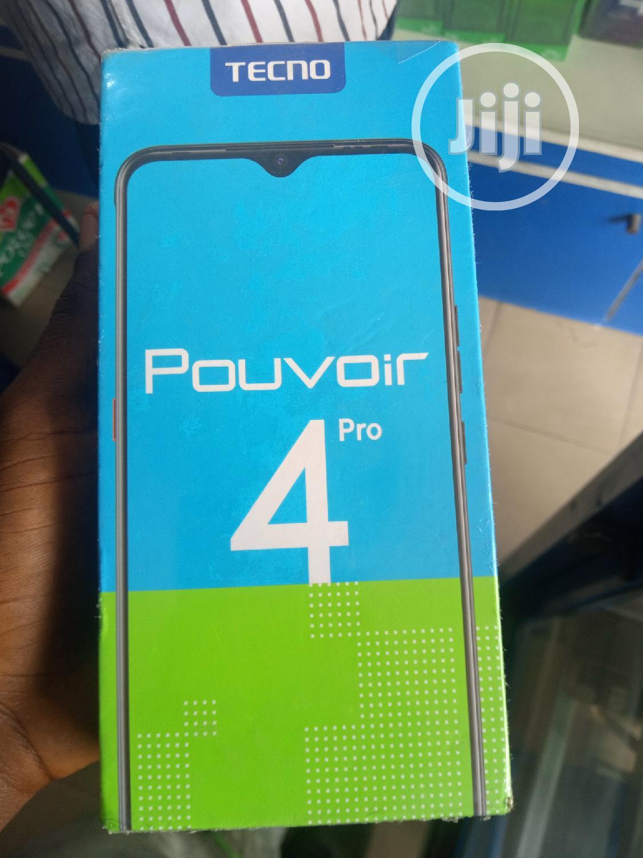 New Tecno Pouvoir 4 Pro 128 GB Black