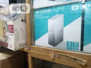 WD My Cloud Home 2TB 1-bay Personal Cloud NAS Server 1 X 2TB   Computer Hardware for sale in Lagos State, Ikeja
