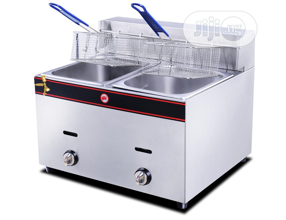 Archive: 18 Litters 2 Basket Table Top Fryer