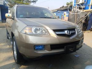 Acura MDX 2006 Gold   Cars for sale in Lagos State, Apapa