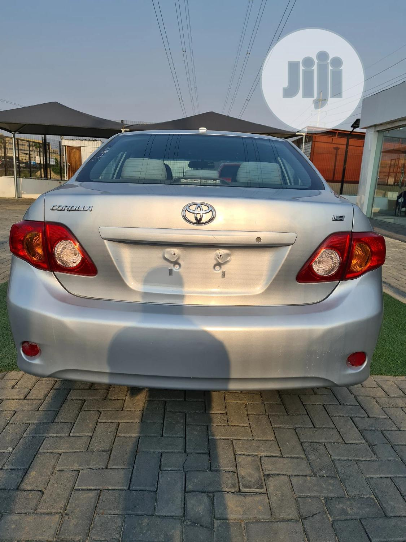 Toyota Corolla 2010 Silver | Cars for sale in Lekki, Lagos State, Nigeria