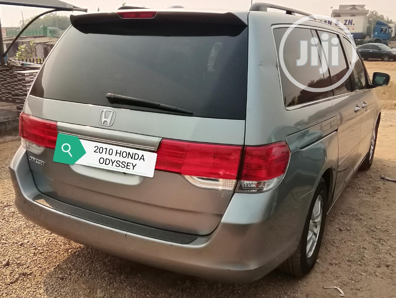 Honda Odyssey 2010 Blue | Cars for sale in Gwagwalada, Abuja (FCT) State, Nigeria