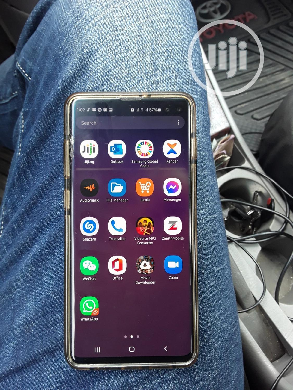 Samsung Galaxy S10 Plus 128 GB Black