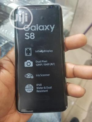 Samsung Galaxy S8 64 GB Silver   Mobile Phones for sale in Lagos State, Surulere