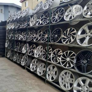 All Kinds Of Alloy Wheels And Tires | Vehicle Parts & Accessories for sale in Lagos State, Mushin