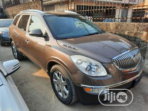 Buick Enclave 2009 CXL AWD Gold | Cars for sale in Lagos State, Isolo
