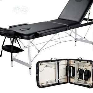 Foldable Iron Massage Bed | Salon Equipment for sale in Lagos State, Lagos Island (Eko)