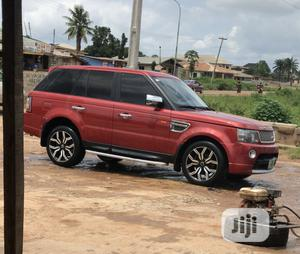 Land Rover Range Rover Sport 2007 HSE 4x4 (4.4L 8cyl 6A) Red | Cars for sale in Oyo State, Egbeda