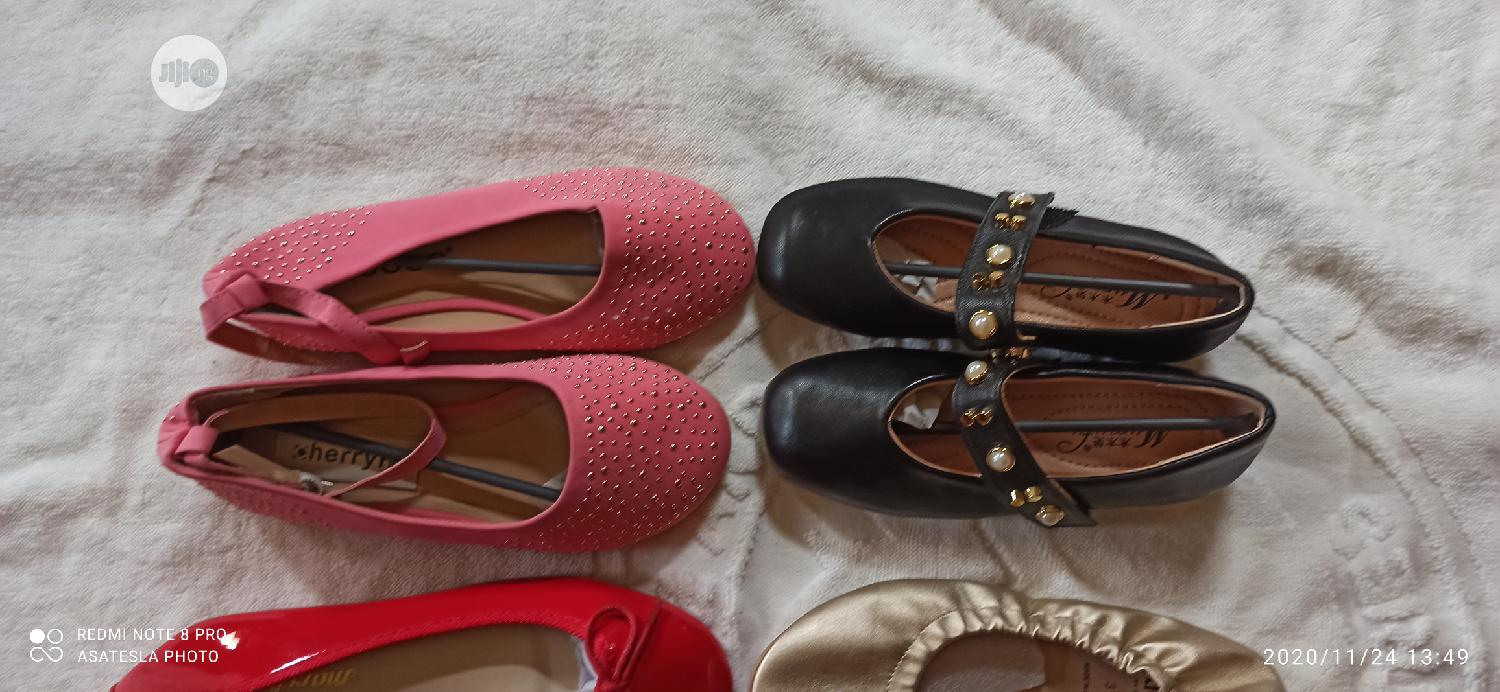Archive: Cute Kiddies Dressing Shoes