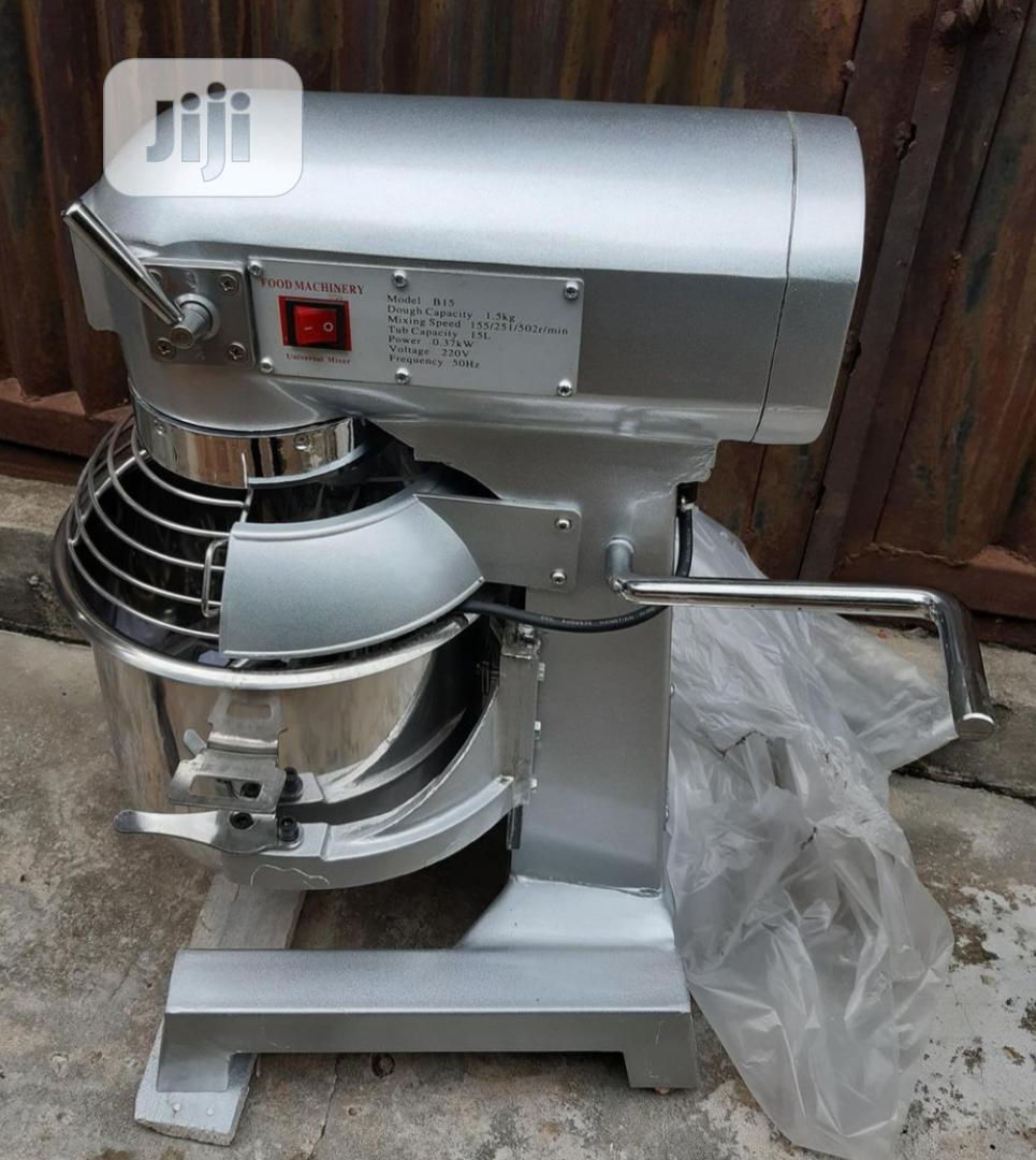 Archive: 10litres Standing Cake Mixer