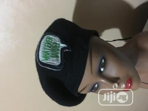 Fairly Used Black Beret   Clothing Accessories for sale in Lagos State, Surulere