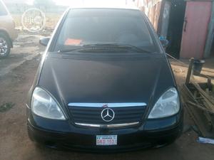 Mercedes-Benz A-Class 2004 Black | Cars for sale in Kaduna State, Kaduna / Kaduna State