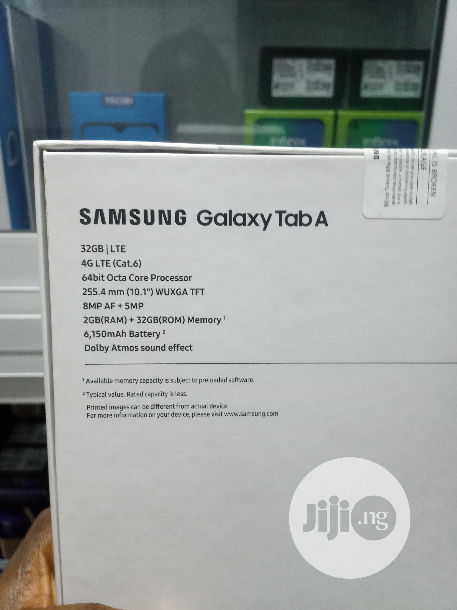 New Samsung Galaxy Tab A 7.0 32 GB | Tablets for sale in Ikeja, Lagos State, Nigeria