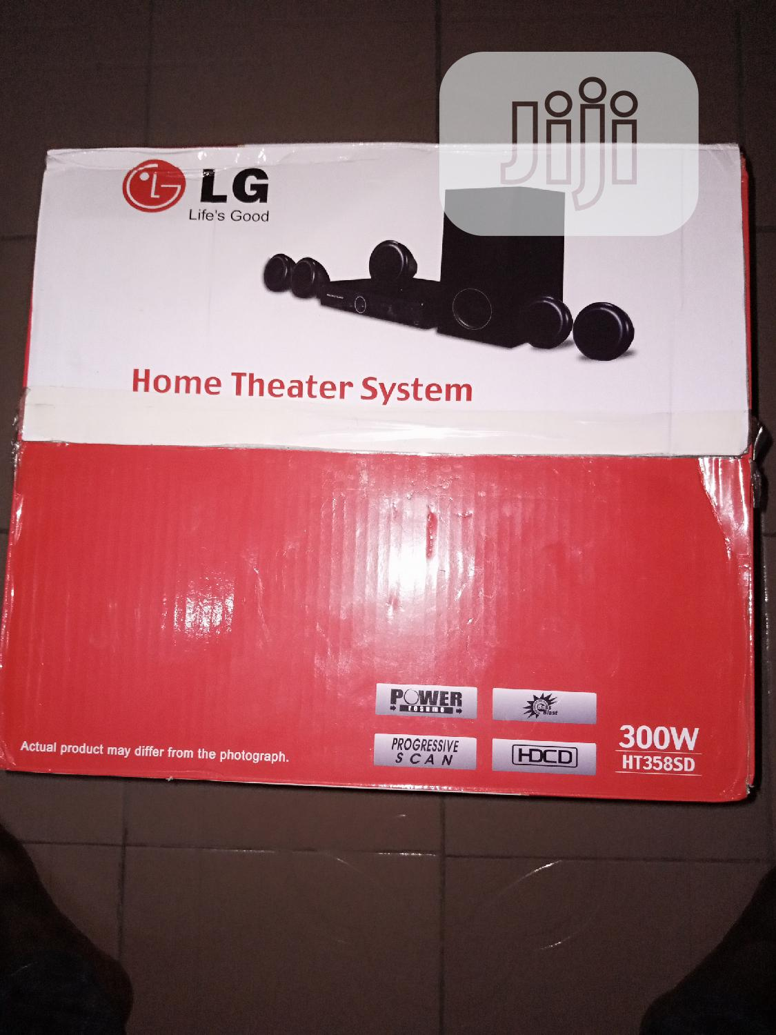 LG Home Theater | Audio & Music Equipment for sale in Uvwie, Delta State, Nigeria