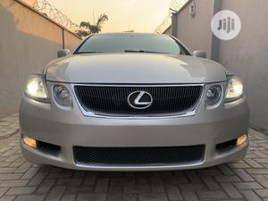 Lexus GS 2007 350 4WD Silver | Cars for sale in Lagos State, Ikeja
