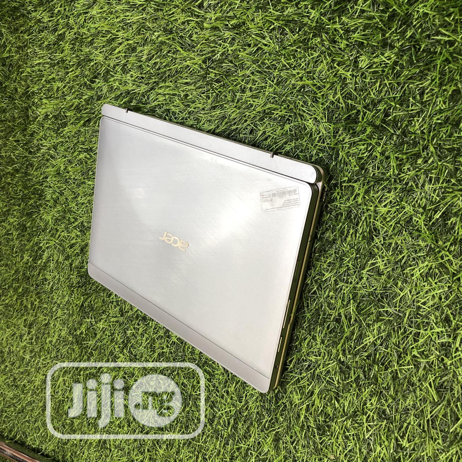 Laptop Acer Switch 10 SW5 015 2GB Intel SSHD (Hybrid) 60GB | Laptops & Computers for sale in Maryland, Lagos State, Nigeria