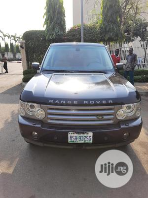 Land Rover Range Rover Sport 2007 HSE 4x4 (4.4L 8cyl 6A) Black | Cars for sale in Abuja (FCT) State, Central Business Dis