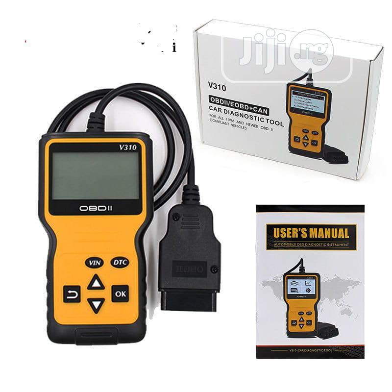 OBD II Car Scanner - V310 Diagnostic Device
