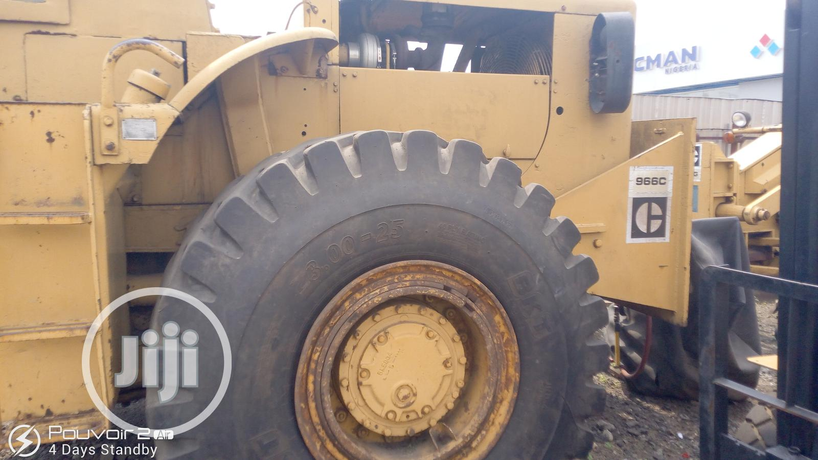 Caterpillar 966C Payloader | Heavy Equipment for sale in Amuwo-Odofin, Lagos State, Nigeria
