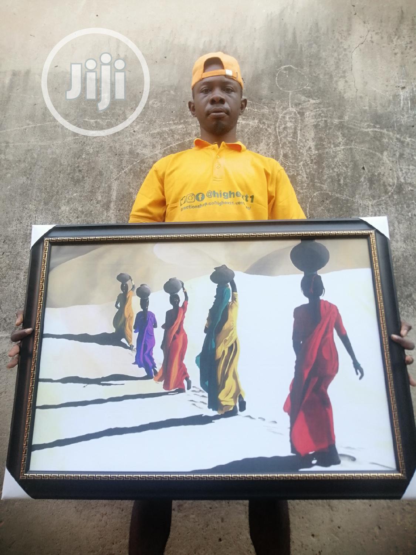 Framed Artwork 03 | Arts & Crafts for sale in Alimosho, Lagos State, Nigeria