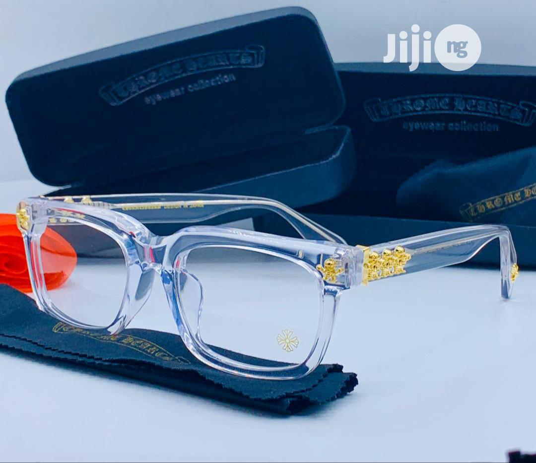 Quality Chrome Heart Glass | Clothing Accessories for sale in Lagos Island (Eko), Lagos State, Nigeria