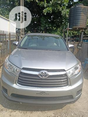 Toyota Highlander 2014 Gray | Cars for sale in Lagos State, Amuwo-Odofin
