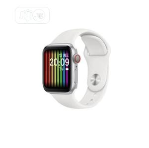U78plus Bluetooth Smart Watch - White | Smart Watches & Trackers for sale in Lagos State, Ikeja