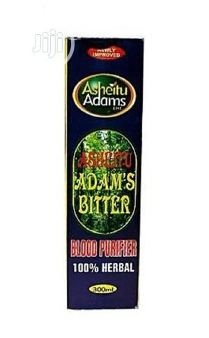 Asheitu Adams Bitter(Blood Purifier) | Vitamins & Supplements for sale in Lagos State, Surulere
