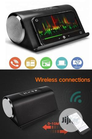 Lp V9 Wireless Bluetooth Speaker With 16W Super Base. Lp-V9   Audio & Music Equipment for sale in Lagos State, Ikeja