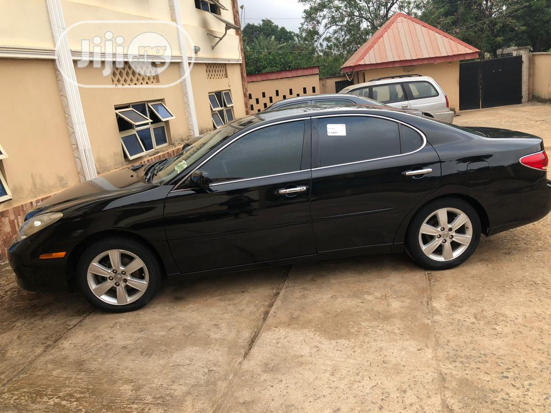 Lexus ES 2004 330 Sedan Black