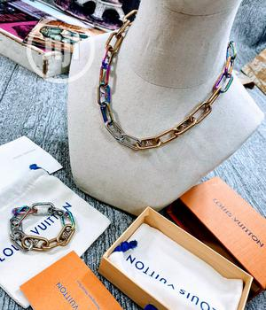 High Quality Louis Vuitton Necklace   Jewelry for sale in Lagos State, Magodo