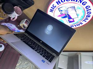 Laptop HP EliteBook Folio 9480M 8GB Intel Core i5 SSD 160GB   Laptops & Computers for sale in Lagos State, Ikeja