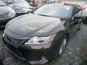 Lexus ES 2013 Brown   Cars for sale in Rivers State, Port-Harcourt