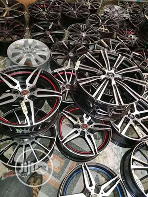 All Kinds of Alloy Wheels and Tires Etc | Vehicle Parts & Accessories for sale in Lagos State, Mushin