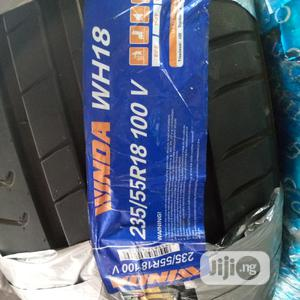 235/55/18 Winda Tires For Jeep Available | Vehicle Parts & Accessories for sale in Lagos State, Mushin