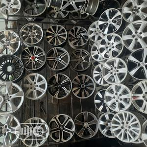 Home for All Types of Alloy Wheels and Tires | Vehicle Parts & Accessories for sale in Lagos State, Mushin